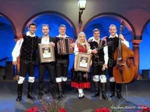 Ansambel Boršt in jaz - Ptujski festival 2018